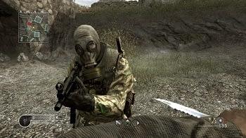 Call of Duty 4: Modern Warfare Server im Vergleich.