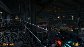 Black Mesa Server im Vergleich.