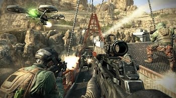 Call of Duty: Black Ops Server im Vergleich.