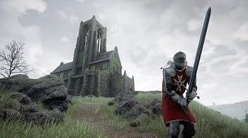 The Black Death Server im Vergleich.