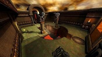 Quake 3 Server im Vergleich.