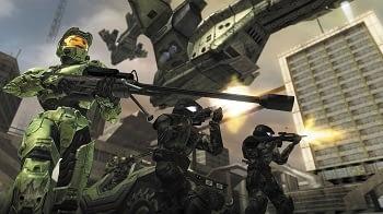 Halo 2 Server im Vergleich.