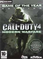 Miete dir jetzt einen Call Of Duty 4 Server beim Testsieger.