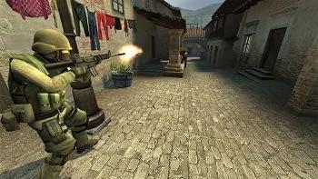 Counter-Strike: Source Server im Vergleich.