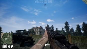 BattleRush Server im Vergleich.