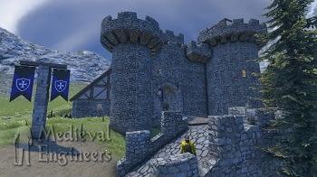 Miete dir jetzt einen der besten Medieval Engineers Server.