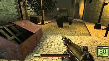 Soldier of Fortune 2 Server im Vergleich.