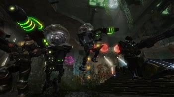 Alien Arena Server im Vergleich.