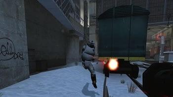 Half-Life 2: Deathmatch Server im Vergleich.