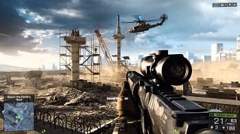 Battlefield 4 Server im Vergleich.