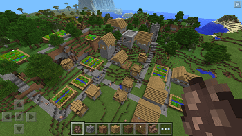 Minecraft: Pocket Edition Server im Vergleich.