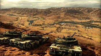 Wargame: Red Dragon Server im Vergleich.