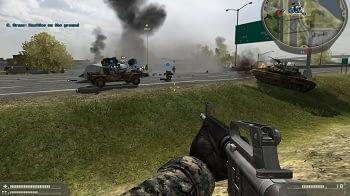 Battlefield 2 Server im Vergleich.