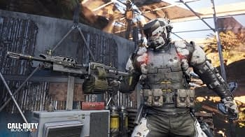 Call of Duty: Black Ops 3 Server im Vergleich.