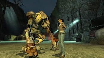 Half Life 2 Server im Vergleich.