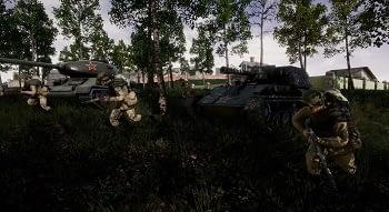 BattleRush 2 Server im Vergleich.